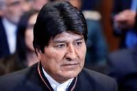 Власти Мексики предоставили убежище Эво Моралесу