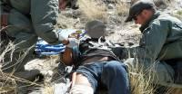 Американские пограничники ранили россиянина на границе с Мексикой