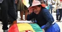 В Боливии пять человек стали жертвами столкновений