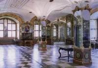 В Дрездене из сокровищницы украдены бриллиантовые украшения