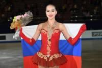 Загитова объявила о решении приостановить спортивную карьеру