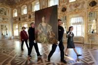На выставке в Аугсбурге представят раритеты царских коллекций из Петергофа