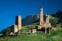 В Ингушетии вандалы повредили средневековые башни