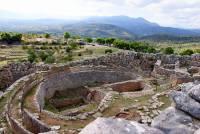 В Греции найдены царские гробницы возрастом 3500 лет