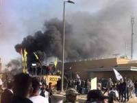 В Багдаде сторонники шиитов заблокировали посольство США