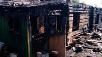 В Белгородской области ребенок погиб при пожаре