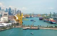 В Сингапуре арестовано судно российской компании, подпавшей под санкции США