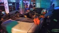 Водитель, сбивший пешеходов у станции МЦК, был пьян