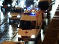 В аэропорту Барнаула шесть человек пострадали при падении с трапа