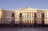 В Русском музее из-за протекающей крыши намокли картина и икона