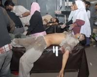 В Би-би-си назвали постановочными съемки после «химатаки» в Сирии