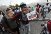 Жители Гаити обратились к Москве за помощью