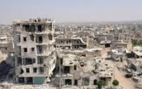 В Алеппо 11 человек погибли при обрушении здания