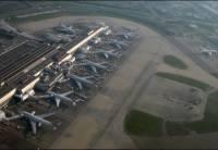 В Лондоне похищен охранявший аэропорт Хитроу ястреб