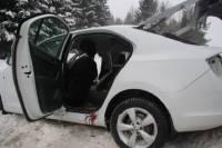 В ХМАО в дорожной аварии погибли четыре человека