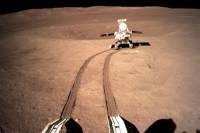 Китайский луноход прошел по обратной стороне Луны более 163 метров