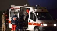 В Италии мигрант из Сенегала поджег угнанный автобус со школьниками