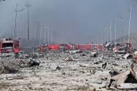 В Китае до 64 человек возросло число жертв взрыва на химзаводе