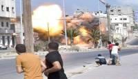 Ракета, выпущенная из Газы, попала в жилой дом в центре Израиля