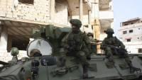 Минобороны информирует о гибели в Сирии троих российских военных