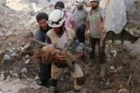 Минобороны: В сирийском Идлибе при поддержке стран Запада готовят новую химатаку