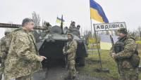 Порошенко назвал число украинских военных, погибших в Донбассе