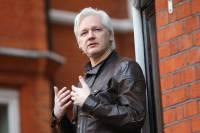 Полиция Лондона задержала Джулиана Ассанжа