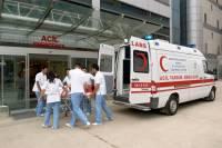 На Кипре в результате аварии на аттракционе серьезно пострадали мать с ребенком из России