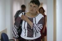 На Украине отпустили на свободу Надежду Савченко