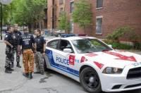 Застреливший четырех человек канадец сдался полиции