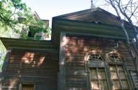 В Белоруссии сгорел созданный в конце XIX века католический деревянный храм