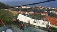 В Португалии в результате ДТП погибли около 30 иностранных туристов