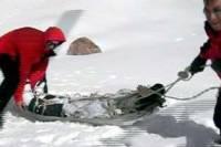 Во Франции на горнолыжном курорте найдено тело сноубордиста