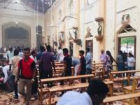 При взрывах на Шри-Ланке погибли более 180 человек, в том числе 35 иностранцев