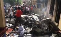 На Шри-Ланке вновь прогремел мощный взрыв