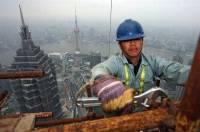 В Китае 11 рабочих стали жертвами ЧП на стройке