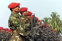СМИ сообщают об уходе с поста секретаря Минобороны Шри-Ланки