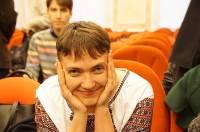Савченко сравнила российские и украинские тюрьмы