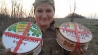 Порошенко сообщил о гибели в Донбассе украинской пулеметчицы «Ведьмы»