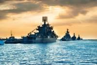 К границам Латвии приблизились военные корабли РФ