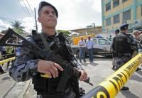 В Бразилии 11 преступников были убиты во время ограбления банков