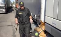 В Бресте россиянку задержали при попытке ввоза из Польши более 100 кг наркотиков