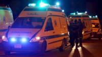 В Гизе рядом с туристическим автобусом прогремел взрыв: пострадали 17 человек