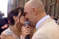 В Сети появилось новое видео со свадьбы Потапа и Насти Каменских