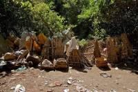 Туристов призывают отказаться от визитов в деревню мертвых на Бали