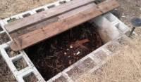 В Удмуртии двое маленьких детей погибли, упав в компостную яму