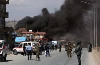 В Афганистане до 13 человек возросло число жертв атаки на полицейское управление