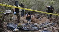 В Мексике вновь найдено несколько тайных захоронений