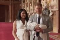 Принц Гарри и Меган Маркл выбрали имя для сына