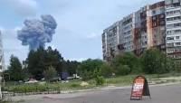 В Дзержинске более 80 человек пострадали при взрывах на заводе